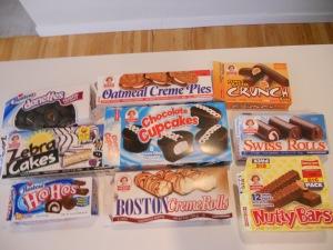 Little Debbie Snacks, Cakes
